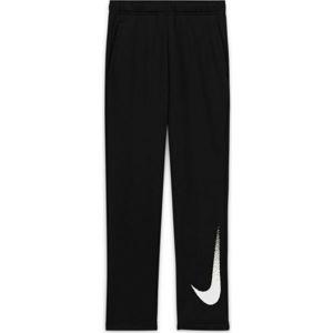 Nike DRY FLC PANT GFX2 B černá XL - Chlapecké kalhoty