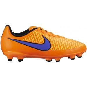 Nike JR MAGISTA ONDA FG oranžová 3.5Y - Dětské kopačky