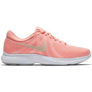 Nike REVOLUTION 4 W růžová 7 - Dámská běžecká obuv