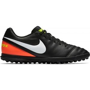 Nike TIEMPO RIO III TF černá 7 - Pánské turfy