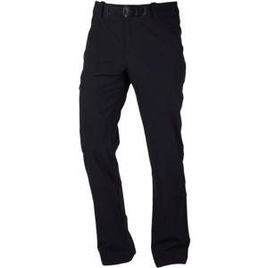 Northfinder ARTHUR černá M - Pánské kalhoty