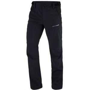 Northfinder HOUDIN černá XL - Pánské softshellové kalhoty