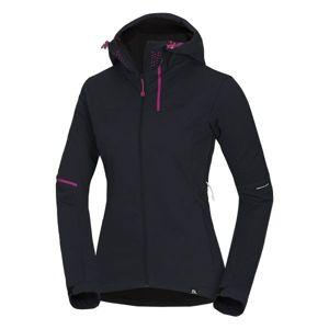 Northfinder KAIRI černá M - Dámská softshellová bunda