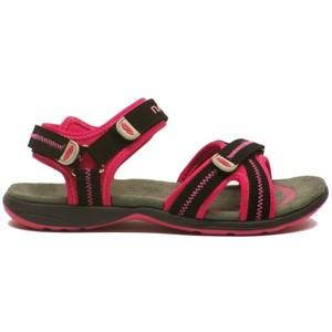 Numero Uno LUZIA L růžová 38 - Dámské trekové sandály
