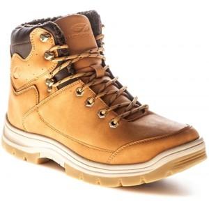 Numero Uno MARTIUS SAND M hnědá 43 - Pánská zimní obuv