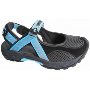 Numero Uno NUBIANA modrá 36 - Dámský trekový sandál