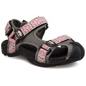 Numero Uno SIRET L růžová 39 - Dámský trekový sandál