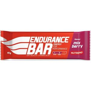 Nutrend ENDURANCE BAR MIX BERRY 45g  NS - Energetická tyčinka