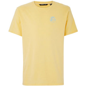 O'Neill LM ORIGINALS LOGO T-SHIRT žlutá M - Pánské tričko