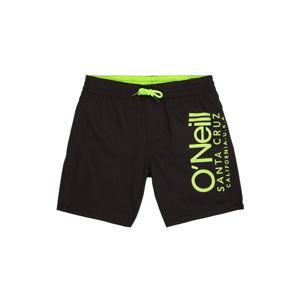 O'Neill PB CALI SHORTS černá 140 - Chlapecké šortky do vody