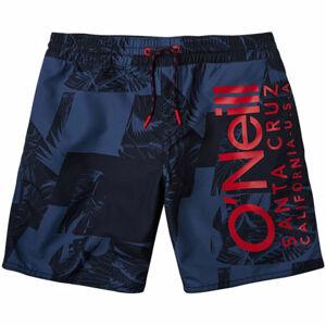 O'Neill PB CALI FLORAL SHORTS  128 - Chlapecké šortky do vody