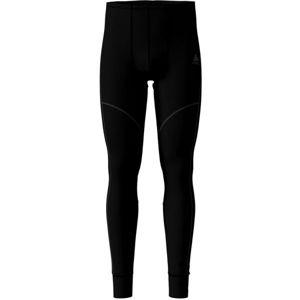 Odlo BL BOTTOM LONG ACTIVE X-WARM černá M - Pánské kalhoty