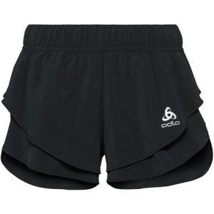 Odlo SPLIT SHORTS ZEROWEIGHT černá L - Dámské šortky