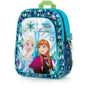 Oxybag BPK FROZEN modrá  - Předškolní batoh