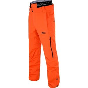 Picture OBJECT oranžová XXL - Pánské lyžařské kalhoty