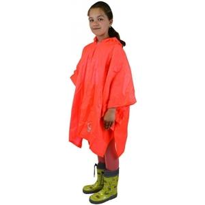 Pidilidi PONCHO oranžová UNI - Dětská pláštěnka