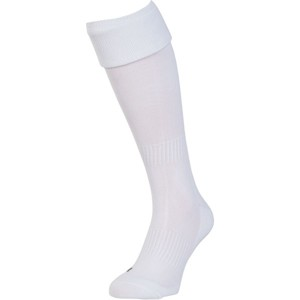 Private Label UNI FOOTBALL SOCKS 36 - 40 bílá 36-40 - Juniorské fotbalové stulpny