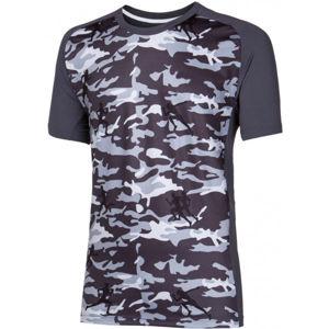 Progress COMBAT MAN šedá XL - Pánské sportovní triko