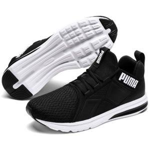 Puma ENZO ENG MESH černá 11 - Pánské volnočasové boty