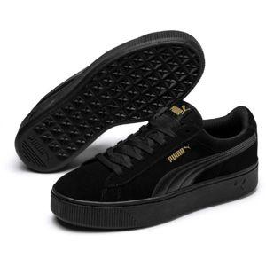 Puma VIKKY STACKED SD černá 7 - Dámské volnočasové boty
