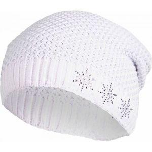 R-JET UNI ŠMOULA - PRODLOUŽENÁ ČEPICE bílá UNI - Dámská prodloužená čepice
