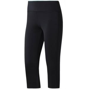 Reebok WOR PP CAPRI - Dámské sportovní kalhoty
