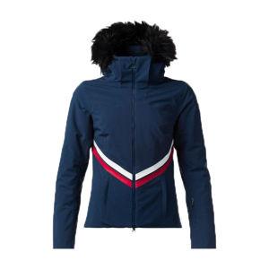 Rossignol W EMBLEME JKT  L - Dámská lyžařská bunda