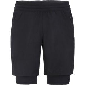 Rukka MYLLYOJA černá XL - Pánské funkční šortky