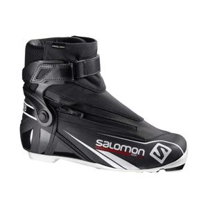 Salomon EQUIPE PROLINK černá 10.5 - Pánská obuv na klasiku