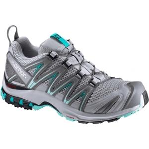 Salomon XA PRO 3D W šedá 5.5 - Dámská trailová obuv
