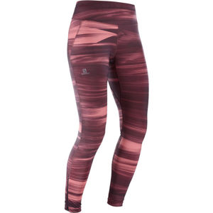 Salomon AGILE LONG TIGHT W  L - Dámské legíny