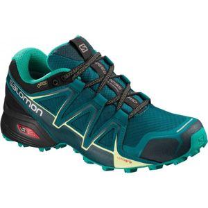 Salomon SPEEDCROSS VARIO 2 GTX W zelená 5 - Dámská trailová obuv