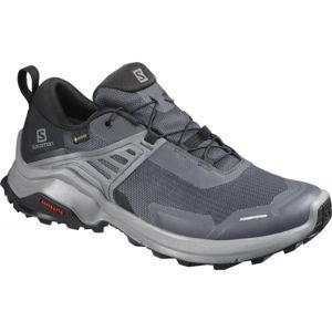Salomon X RAISE GTX W šedá 6 - Dámská funkční obuv