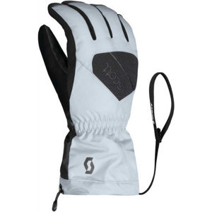 Scott ULTIMATE GTX W bílá L - Dámské lyžařské rukavice
