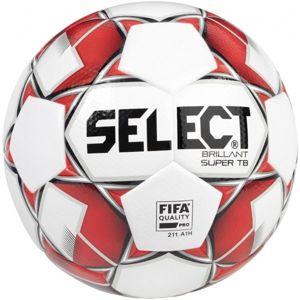 Select BRILLANT SUPER bílá 5 - Fotbalový míč