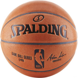 Spalding NBA GAME BALL REP  7 - Basketbalový míč