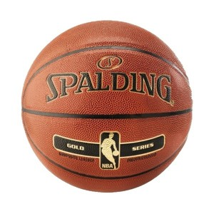 Spalding NBA Gold  5 - Basketbalový míč