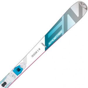 Sporten IRIDIUM 5 W + VSP 311  160 - Dámské sjezdové lyže