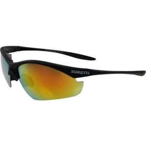 Suretti S14054 černá NS - Sportovní sluneční brýle