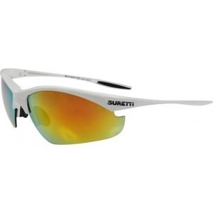 Suretti S14054 bílá NS - Sportovní sluneční brýle