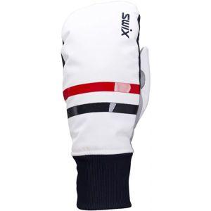 Swix BLIZZARD bílá 6 - Palcové rukavice