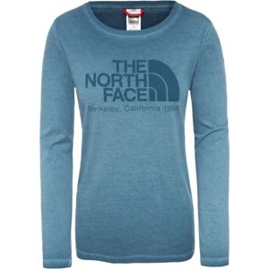 The North Face L/S WASHED BT W - Dámské tričko