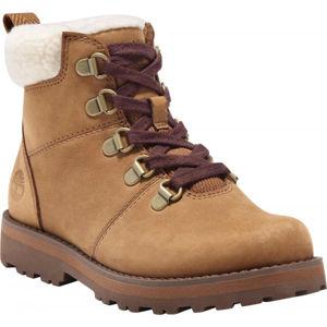 Timberland COURMA KID WL HIKER BRW  40 - Dětská zimní obuv