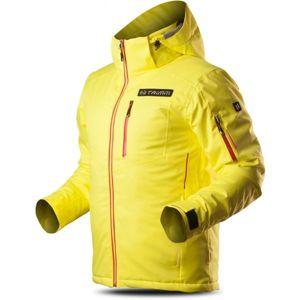 TRIMM FALCON žlutá S - Pánská lyžařská bunda