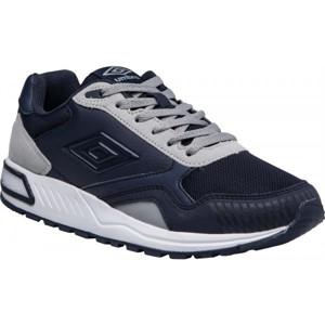 Umbro REDHILL M modrá 7.5 - Pánská volnočasová obuv