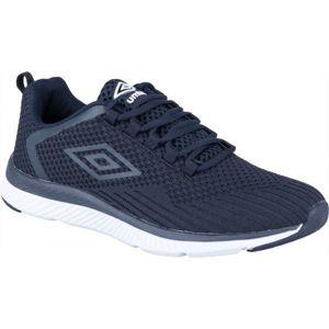 Umbro REDCOTE tmavě modrá 8 - Pánská volnočasová obuv