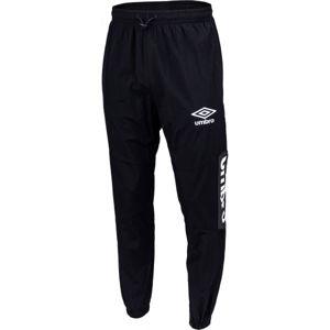 Umbro WOVEN TRACK PANT černá S - Pánské kalhoty
