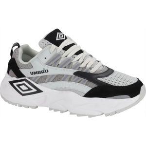 Umbro NEPTUNE černá 10 - Pánská volnočasová obuv