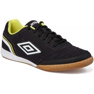 Umbro FUTSAL STREET V černá 11.5 - Pánská sálová obuv