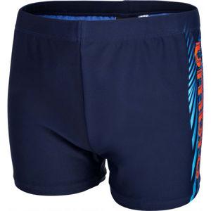 Umbro NADAN modrá 164-170 - Chlapecké plavky s nohavičkou